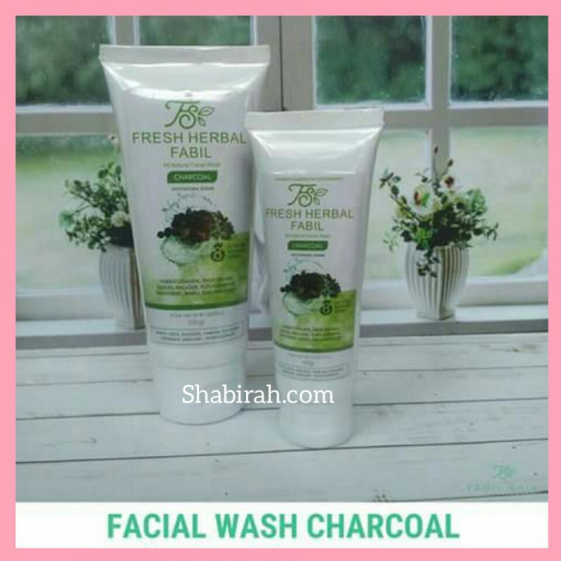 Facial Wash Charcoal