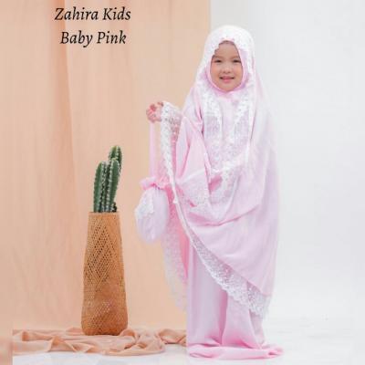 Mukena Anak Bahan Rayon Premium