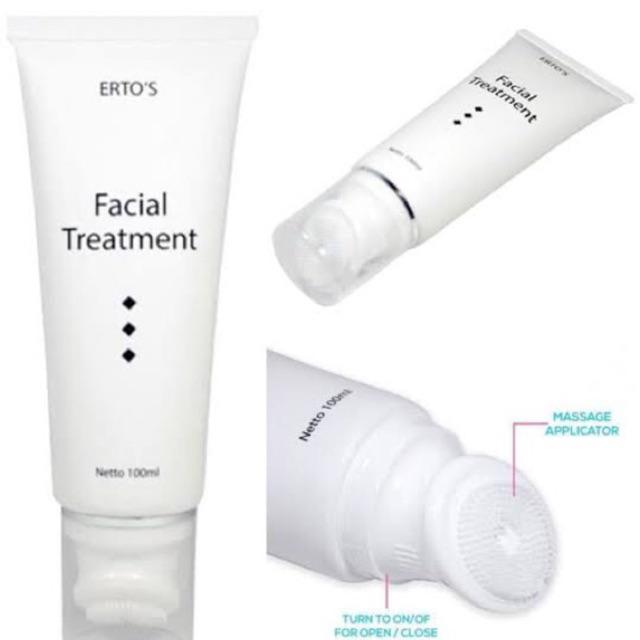 ERTOS FACIAL TREATMENT ORI 100%
